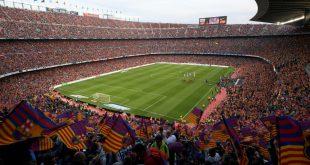Das Camp Nou darf wieder voll ausgelastet werden