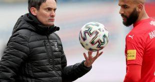 Der Hallesche FC entführt einen Punkt aus Osnabrück