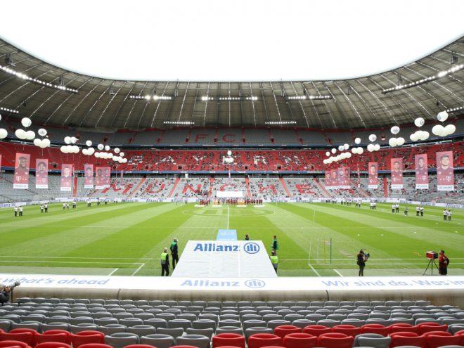 Die Allianz Arena darf wieder voll ausgelastet werden