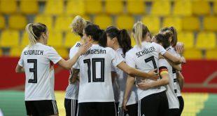 Deutschland müht sich zu einem knappen Sieg