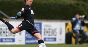 Martina Tufekovic (27) von der TSG Hoffenheim