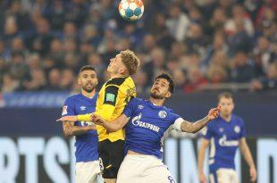 Schalke besiegt Dresden 3:0