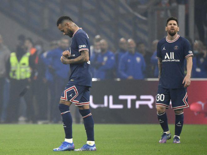 Kein Sieg für die Pariser Fußballstars